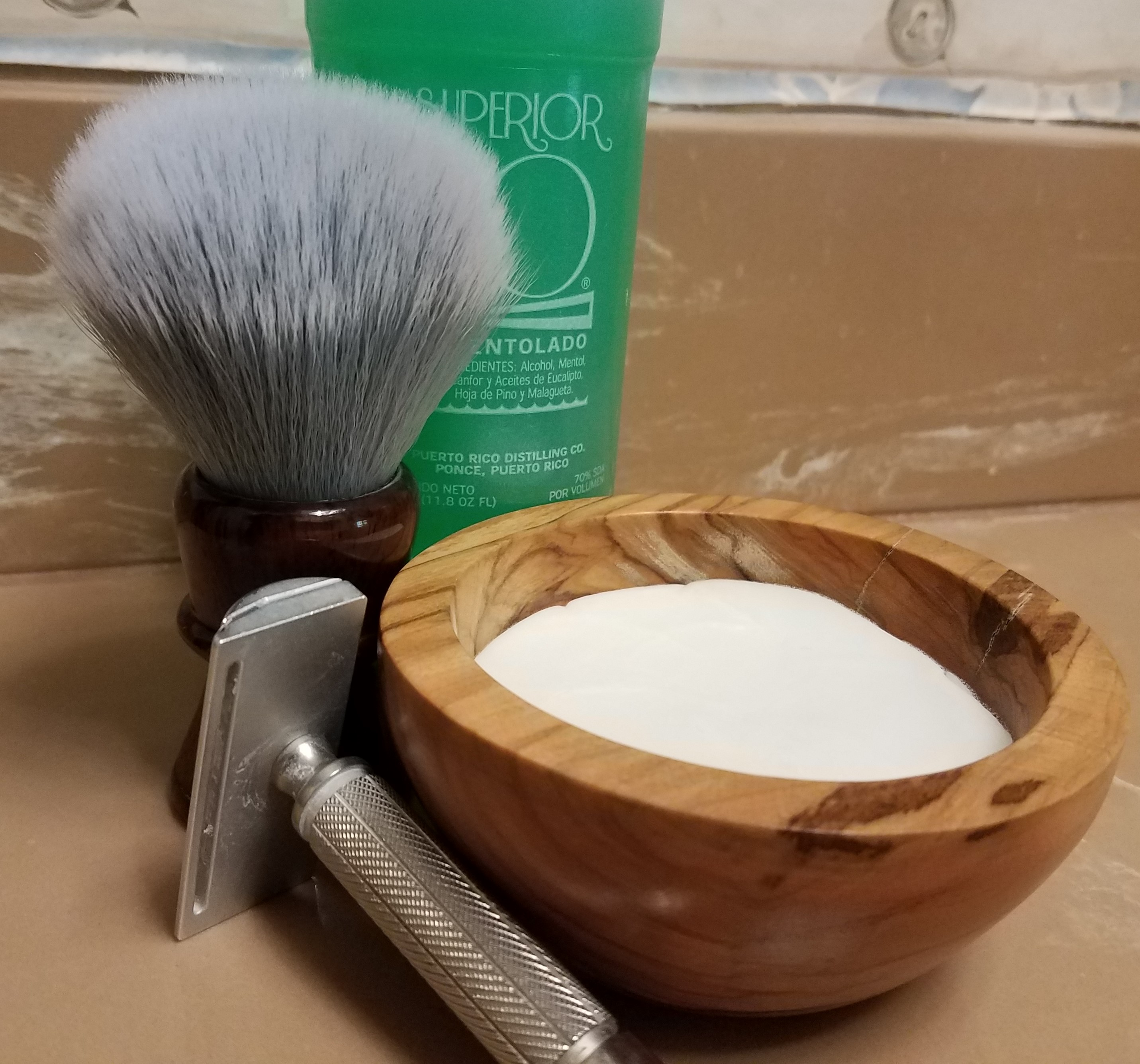 SOTD Salters soap SilkSmoke brush.jpg