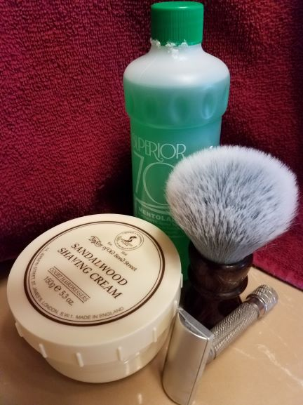 SOTD Taylor Sandalwood cream 21Jan19.jpg